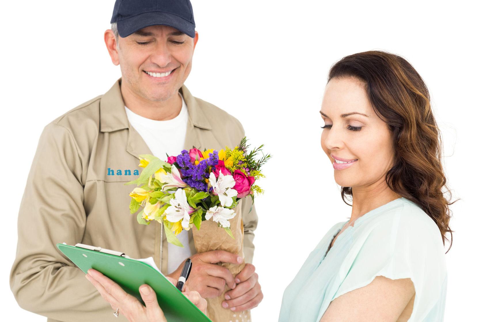 Hana florist POS